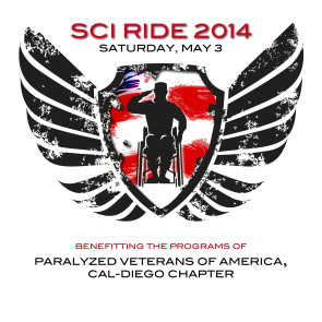 SCI Ride 2014 Logo