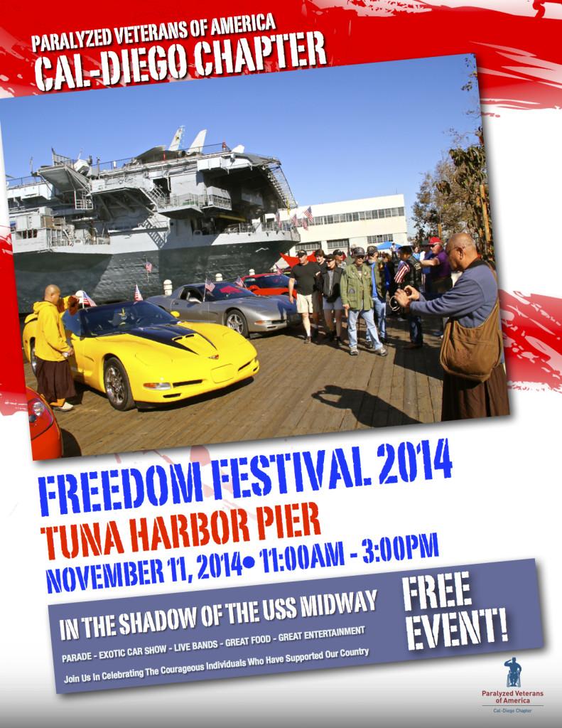 San Diego Freedom Festival @ Tuna Harbor Pier | San Diego | California | United States