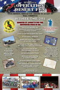 Operation Desert Fun @ Truckhaven 4x4 Training Facility | Thermal | California | United States