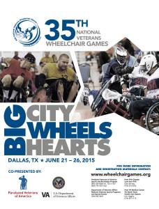 35th National Veterans Wheelchair Games @ Dallas   Texas   United States