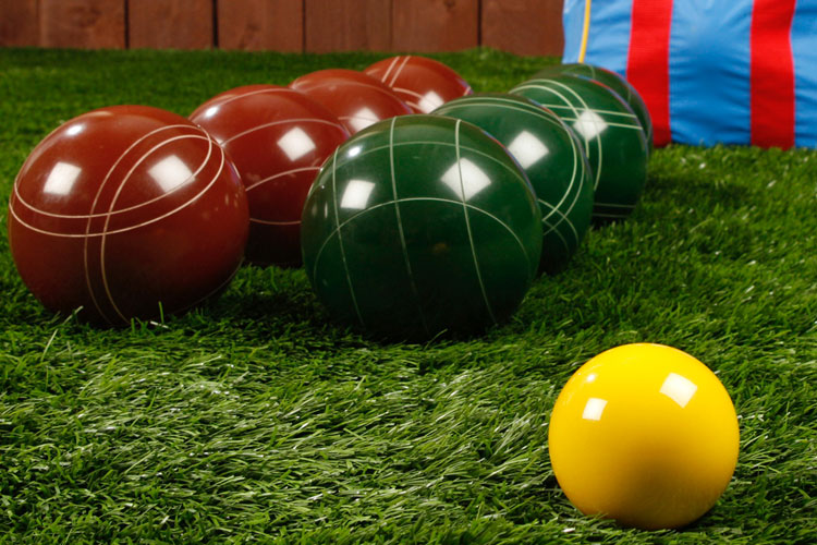 Bocce Ball Clinic