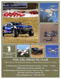 PVA, Cal-Diego RC Club @ Lakeside | California | United States