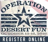 Operation Desert Fun @ Blu Inn RV Park | California | United States